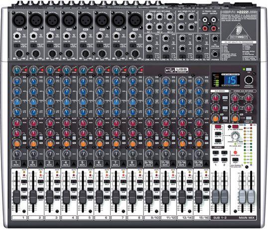 Behringer Xenyx x2222 USB