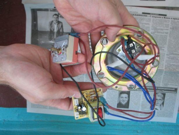 Термостат, термореле и электроника от бойлера Nova Tec Nt-Cu 30