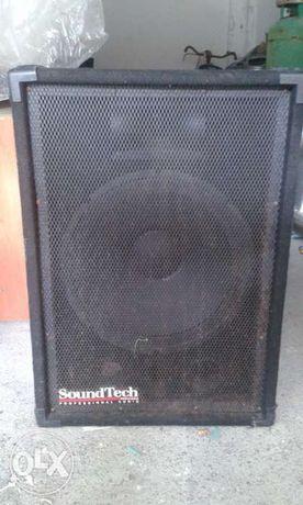 Coluna professional Soundtech