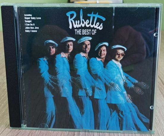 CD RUBETTES - The Best of Rubettes. 70's Glam Rock UK. Rarytas.
