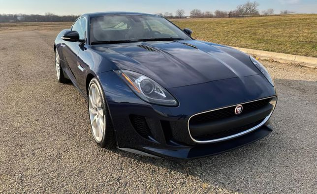 Продам Jaguar F-Type 2015