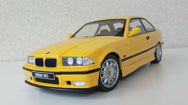 BMW e36 Coupe Solido 1:18