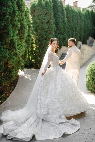 Свадбеное платье