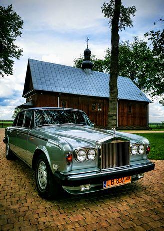 Auto samochód limuzyna ślub wesele