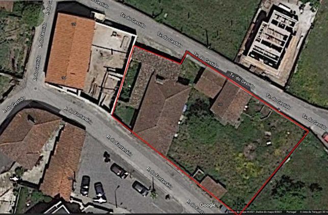 casa para restauro/terreno de construção