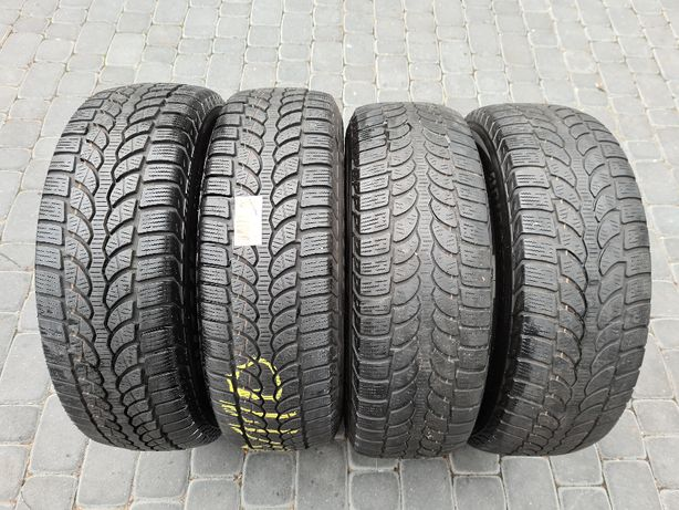 Opony Bridgestone Blizzak LM-80 - 215/65/16