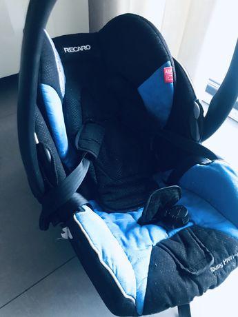 Fotelik samochodowy,nosidelko recaro young profi plus do 9 kg
