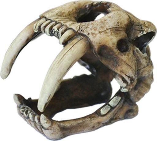 Ozdoba akwariowa Happet U777 czaszka 9,5 cm