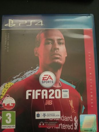 FIFA 20 na PlayStation 4