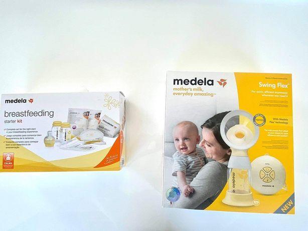 MEDELA Swing flex  + Kit medela