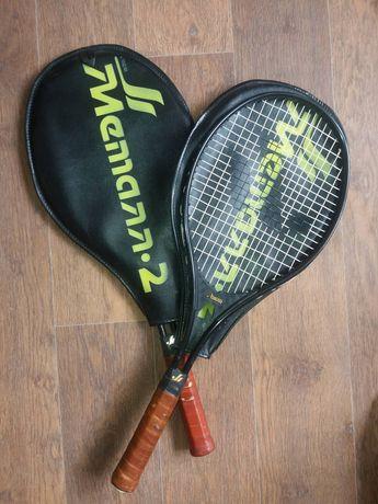 Теннисные ракетки Металл-2 фирмы Аист (1500₽)