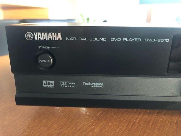 Yamaha DVD-S510 uszkodzona