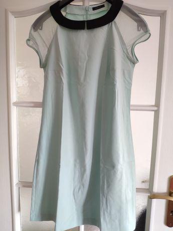 Sukienka delikatna mieta Mohito 36