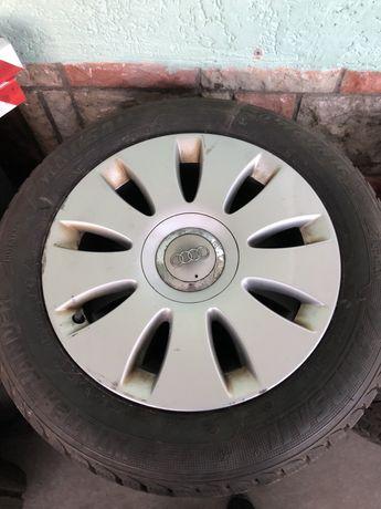 Audi A6 комплект дисків на 16