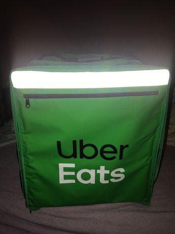 Torba uber eats nowe