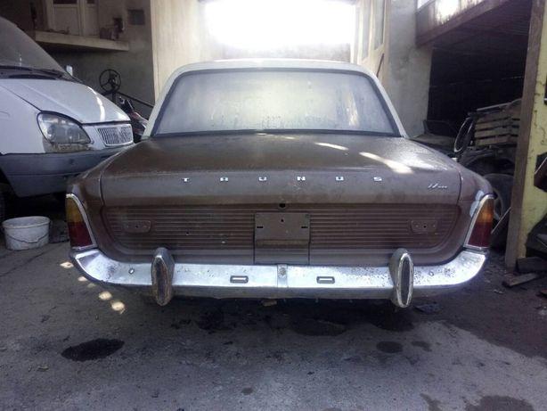 Ford Taunus Купе M17 1967 Года
