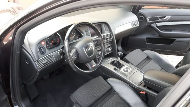 Audi A6 C6 AirBag в руль пассажира Ремни Подушки потолка безопасности