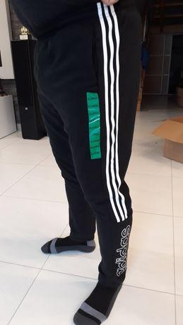 Adidas spodnie dresowe rozmiar XL