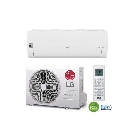 Klimatyzacja 3,5kW WiFi LG Gree Mitsubishi chłodzenie grzanie 60m2
