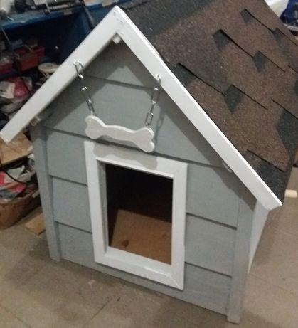 Буда. Будинок для собак