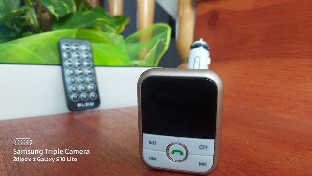 Blow Transmiter FM (74129WH) Bluetooth Ładowarka Idealny Stan