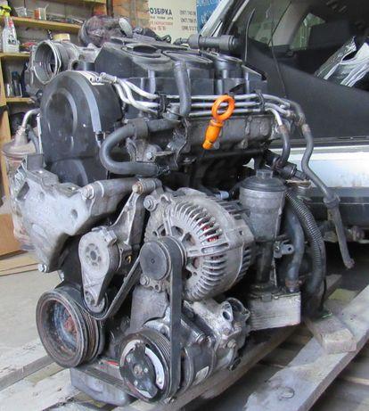 Мотор Двигатель 2.0 TDI BMP Пассат Б6 Гольф jetta caddy Шкода Touran