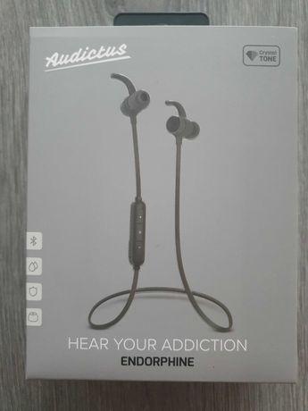 Słuchawki bezprzewodowe audictus endorphine nowe