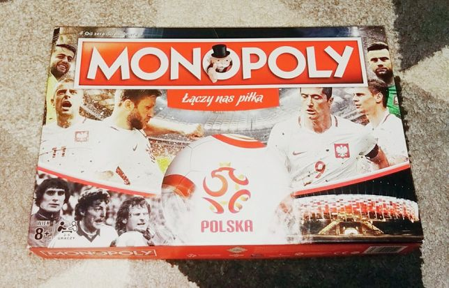 Monopoly piłka Polska