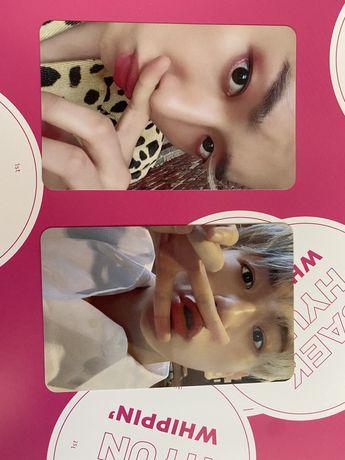 Wymienię karty Baekhyun exo superm kpop