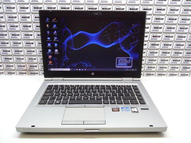 Laptop używany HP 8460P i7 14' 16GB 256 SSD Radeon W10 GWARANCJA FV