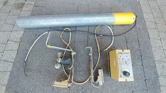 SOMFY napęd elektryczny wraz ze stacją pogodową do markizy,rolety