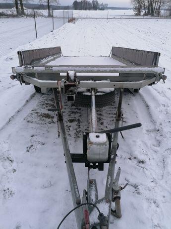 Przyczepa Laweta  Platforma DMC 2000kg WM MEYER