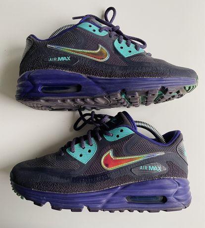 Nike air max fioletowe 35,5
