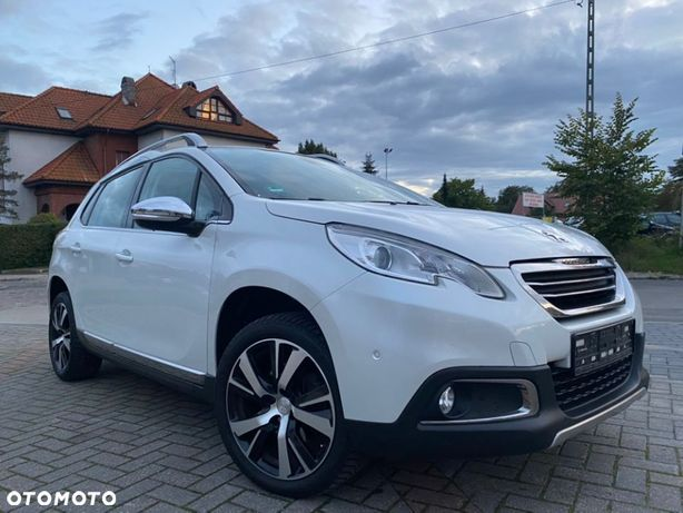 Peugeot 2008 Allure Panorama Dach Skory Stan Idealny