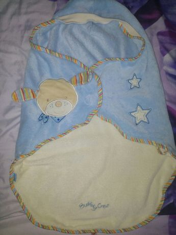 Продам полотенце-кокон для купания