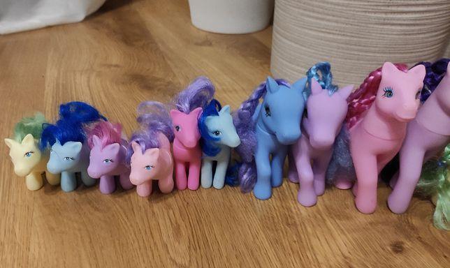 My little pony figurki kucyków