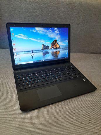 Ноутбук SONY SVF 1521C2EB / i3-3271U/ 4Гб/ 320 ГБ/ батарея 3 часа