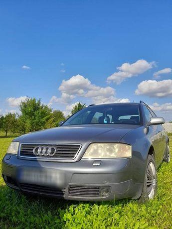 Audi a6c5 części