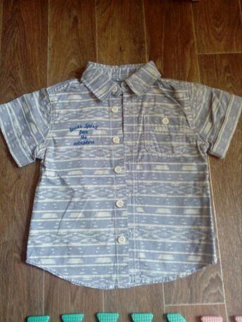 Фирменная рубашка (тениска, футболка)
