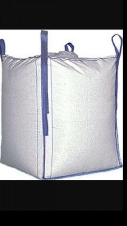 Worki big bag bagi 87x89x71 bigbag Idealny na Kamień Zboże Wysyłka