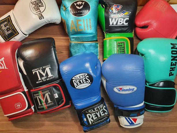 Боксерские перчатки title,venum,hayabusa,rival,everlast.