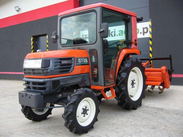 Traktorek , Ciągnik Ogrodniczy KUBOTA GT26 , 26KM Import z Japonii