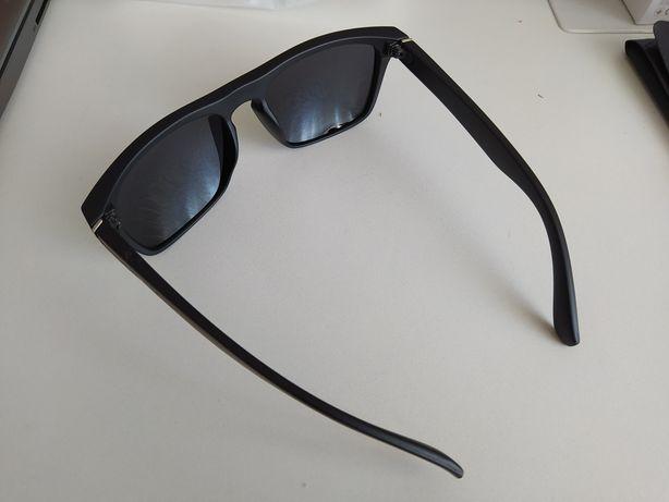 Солнцезащитные классические очки с поляризацией