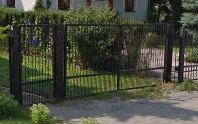 Brama duża masywna