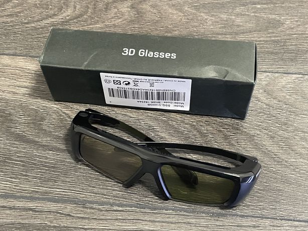 Okulary 3D Samsung SSG-3100GB NOWE bluetooth