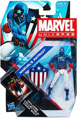 Фигурка Марвел: Марвел Патриот (серия Marvel Universe) Hasbro