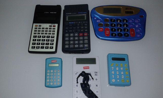 6 Calculadoras