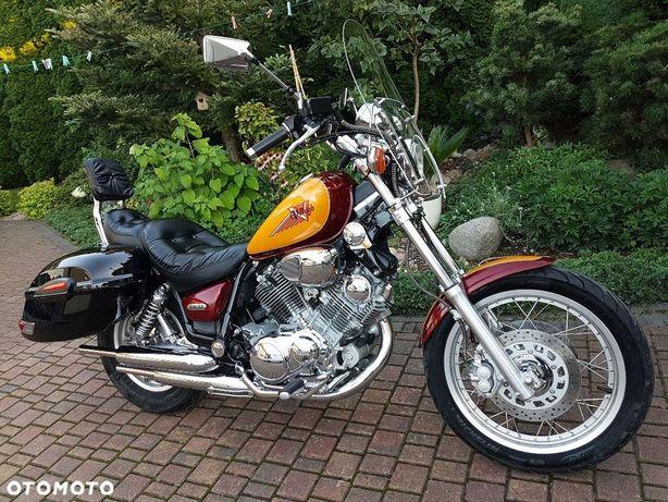 Yamaha XV 750 Virago Niemcy Potwierdzone 10000 Km Absolutnie NOWY STAN!!