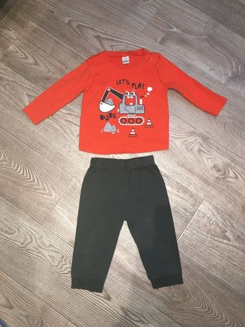 Одежда для мальчика 6-9месяцев