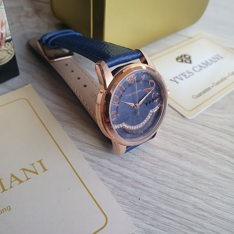 Zegarek damski Yves Camani Champaubert (cyrkonie) Citizen Miyota